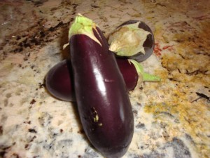 Eggplant 300x225 Vegetables 3 Ways for a Luncheon or Supper Sandwich