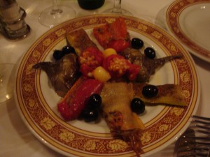 Rome Antipasti 300x225 Vegetables 3 Ways for a Luncheon or Supper Sandwich