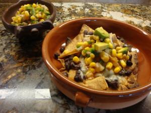 House nachos