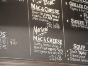 Beecher's mac and cheese