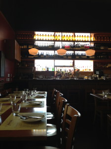 Pizzaria Mozza Newport Beach