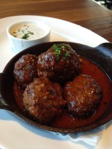 J-Fat's Meatballs