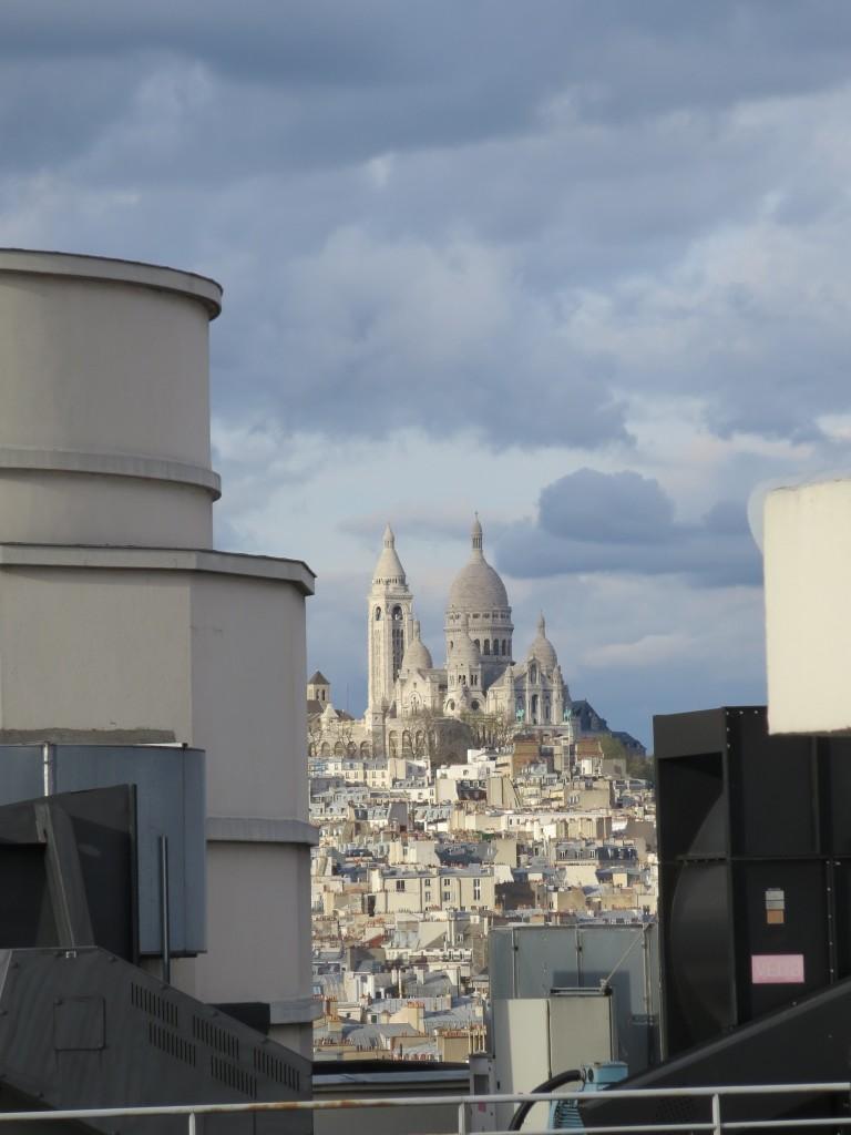 Highest hill in Paris