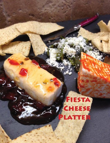 Fiesta Cheese Platter