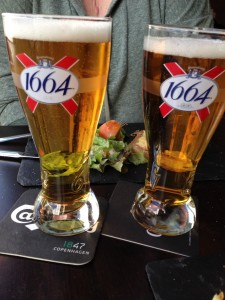 1664 French beer
