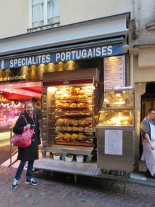 The Latin Quarter shopping