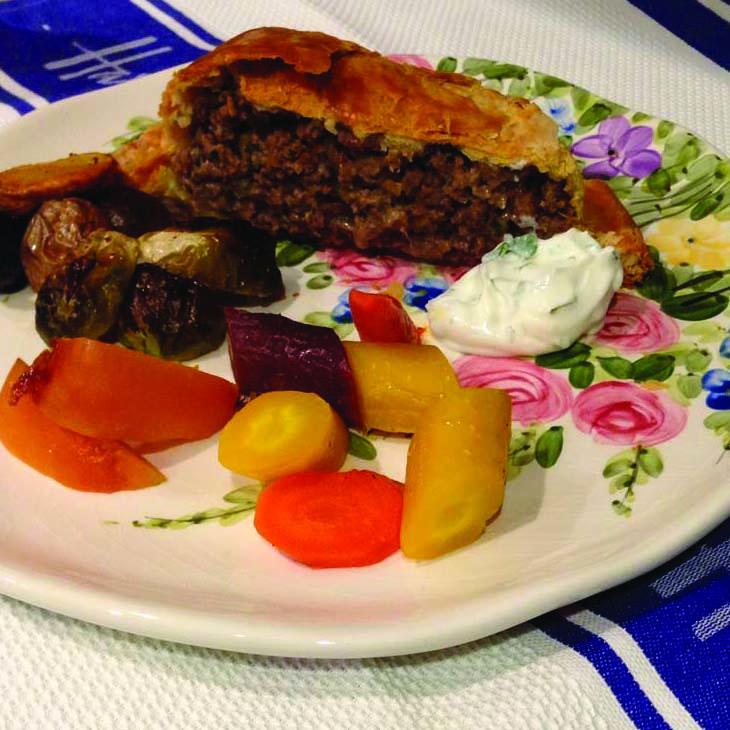 Meatloaf Wellington Recipes — Dishmaps