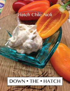 Hatch Chile Aioli