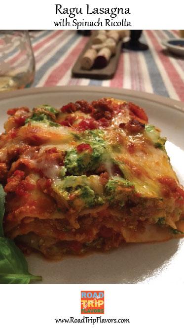 ragu-lasagna