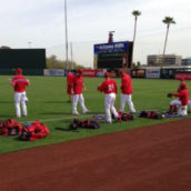 MLB Spring Training is Personal … for Players and Fans