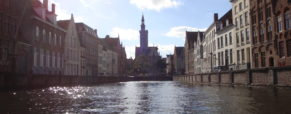 Belgian City Evokes Fairytale Memories