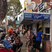 Balboa Island: Sunny California Lifestyle and Balboa Bars