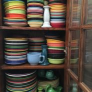 Fiesta Dinnerware: Colorful, Communicative, Casual