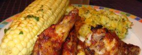Hot as a Firecracker Chicken Wings!
